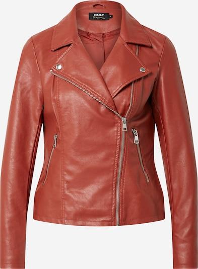 ONLY Prehodna jakna 'MELISA'   rjasto rdeča barva: Frontalni pogled