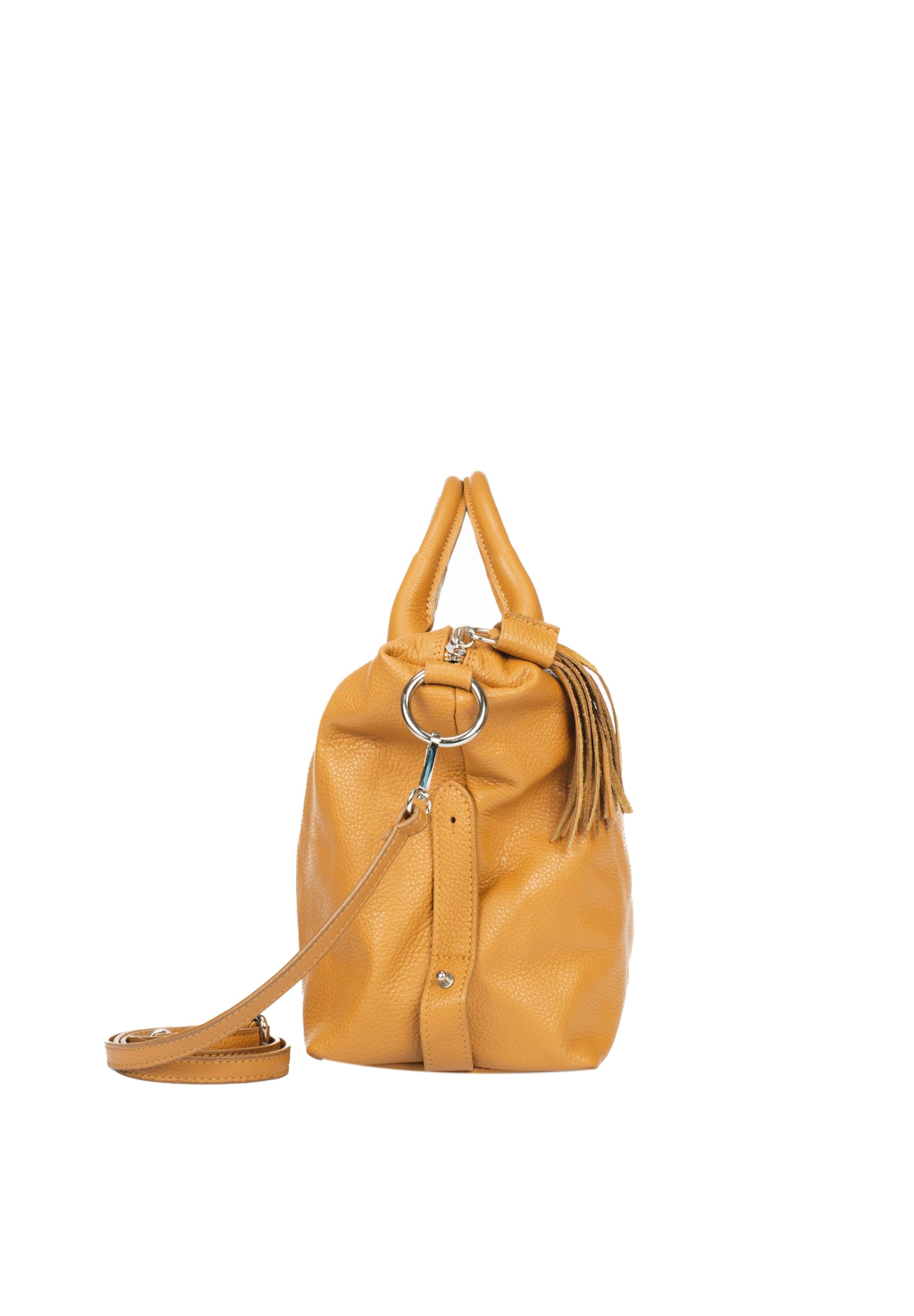 'blue Usha Cognac Label' Handtasche In w80OknPX