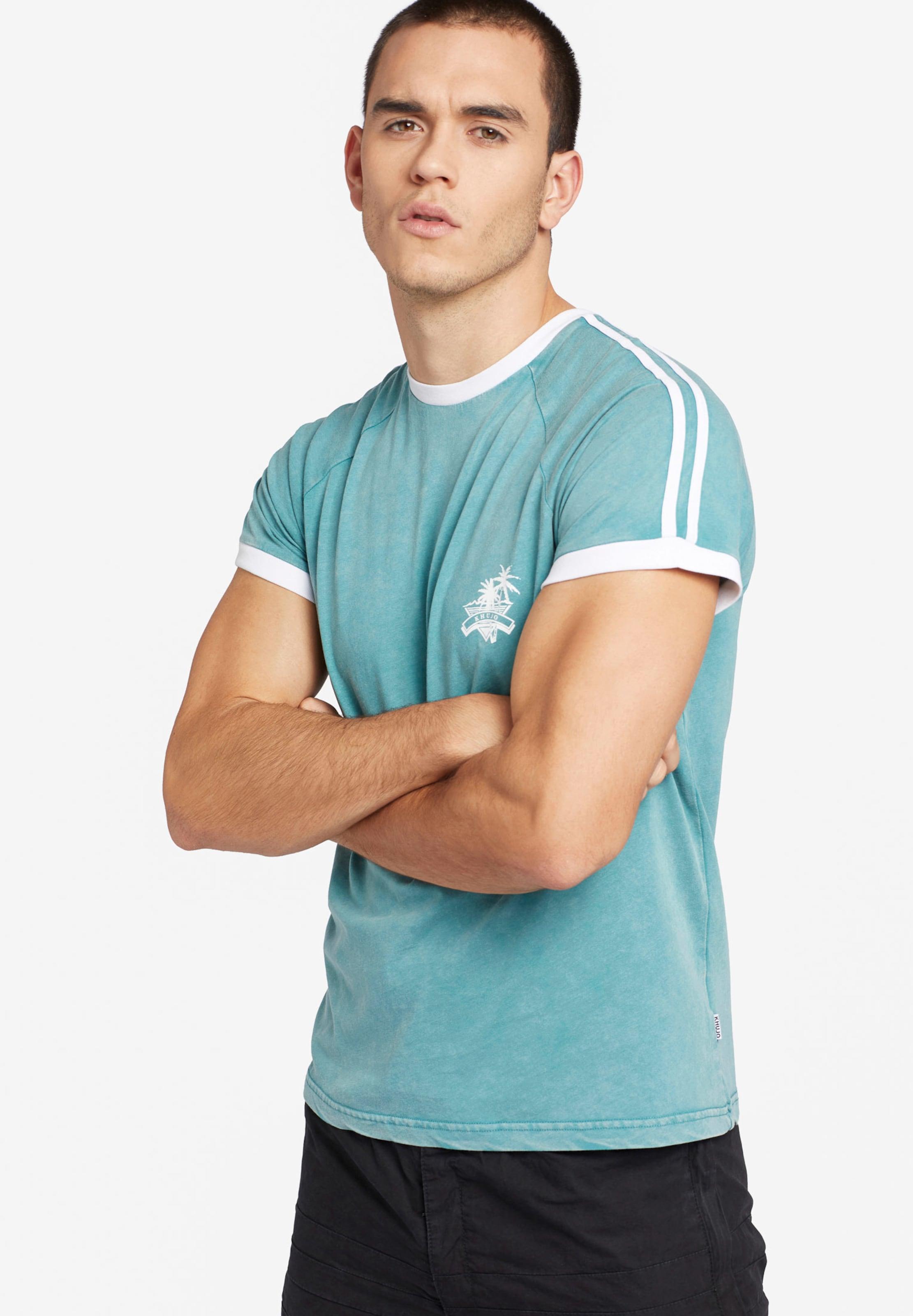 JadeWeiß shirt T In Khujo 'justus' WQCBoerxEd
