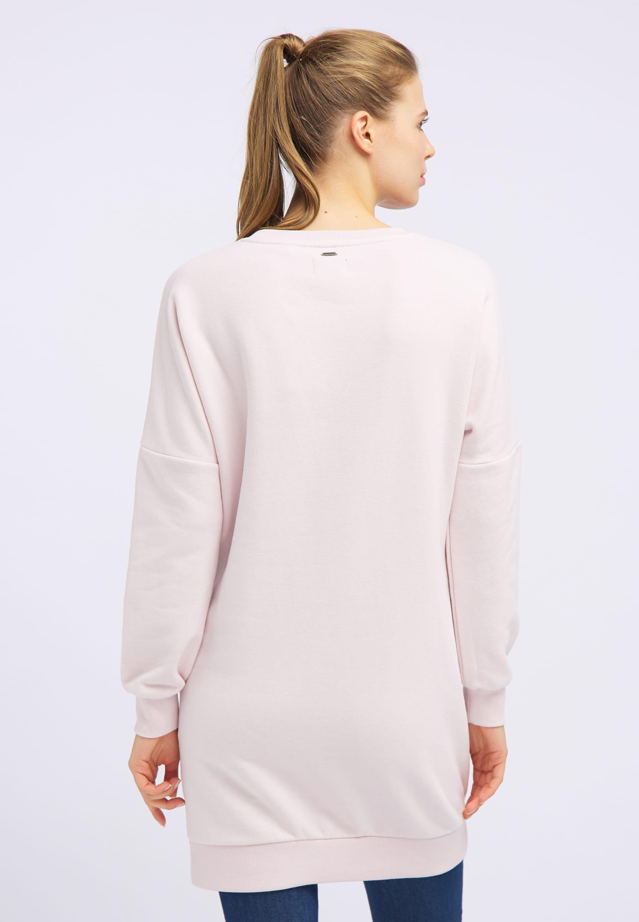 Rosa In Rosa Dreimaster In Dreimaster Sweatshirtkleid Sweatshirtkleid FK1clJ