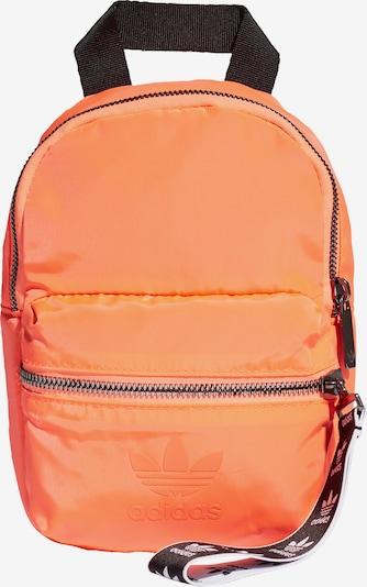 ADIDAS ORIGINALS Mini Rucksack in orange / schwarz, Produktansicht