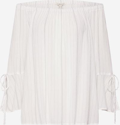 ESPRIT Bluse 'Fine YD Stripe' in offwhite, Produktansicht