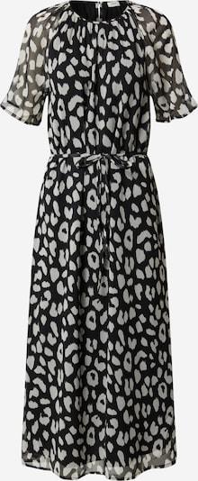 JACQUELINE de YONG Zomerjurk 'SALLY' in de kleur Bruin / Zwart, Productweergave