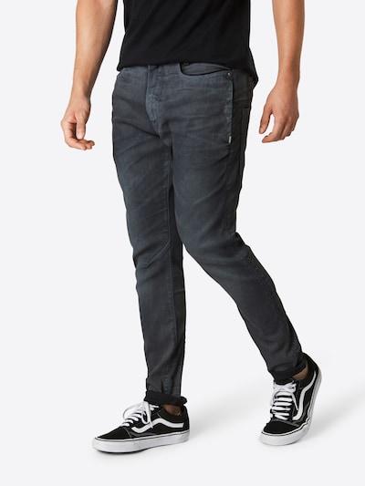 Jeans 'D-Staq 3D' G-Star RAW pe denim albastru, Vizualizare model