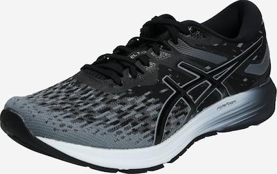 ASICS Chaussure de course 'DYNAFLYTE 4' en gris foncé / noir, Vue avec produit