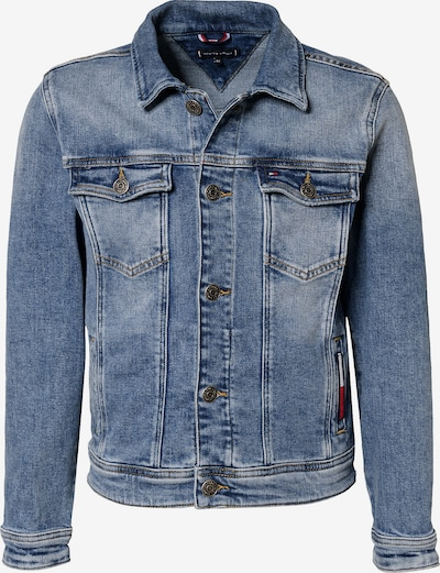 TOMMY HILFIGER Jacke in blue denim, Produktansicht