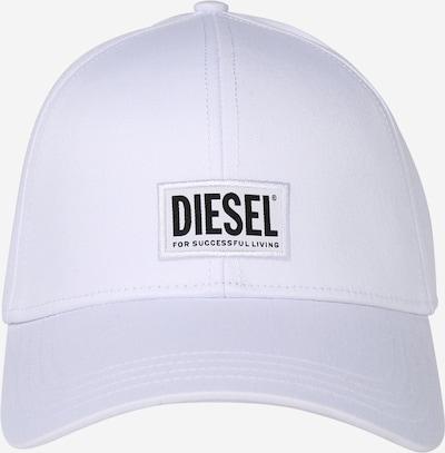 DIESEL Cap 'Corry Capello' in schwarz / weiß, Produktansicht
