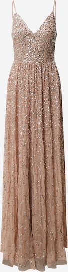 Maya Deluxe Kleid 'STRAPPY SCATTER SEQUIN MAXI DRESS' in taupe, Produktansicht