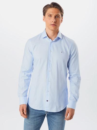 Tommy Hilfiger Tailored Košeľa - svetlomodrá: Pohľad spredu