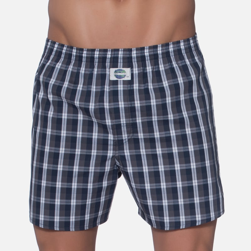 D.E.A.L International Shorts 'Check'