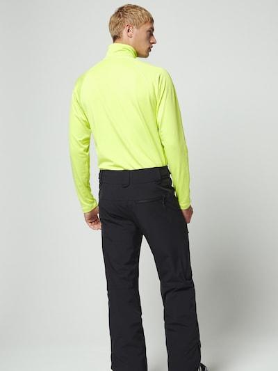 O'NEILL Športne hlače 'PM QUARTZITE PANTS'   črna barva: Pogled od zadnje strani