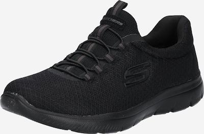 SKECHERS Sneakers laag 'Summits' in de kleur Zwart, Productweergave