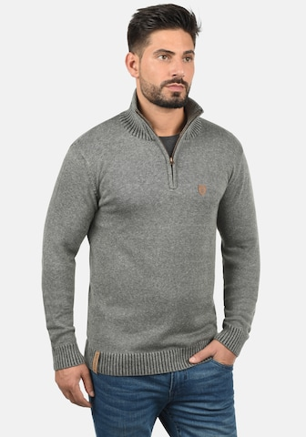 INDICODE JEANS Troyer 'Nathen' in Grau
