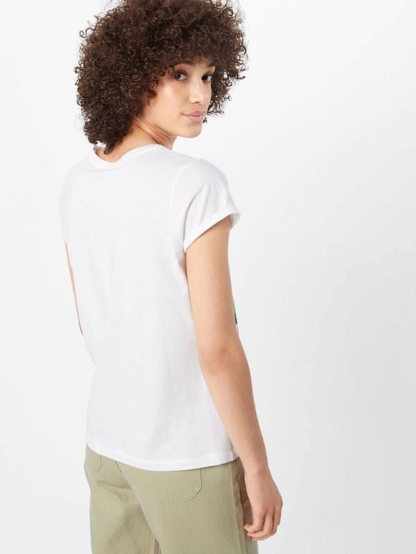 Vert Iblues shirt T GazonBlanc 'tecla' En rdshtQ
