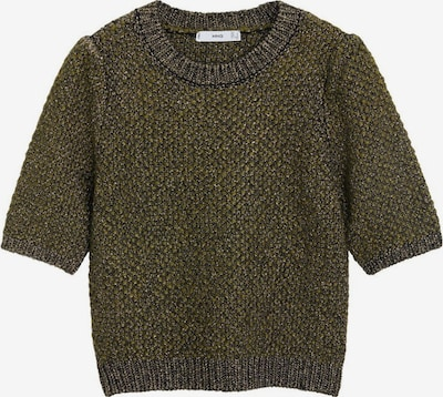 MANGO Pullover 'Drac' in dunkelgrün, Produktansicht
