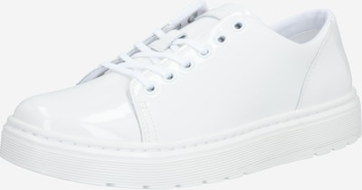 Dr. Martens Lace-up shoe 'Dante Patent' in White, Item view