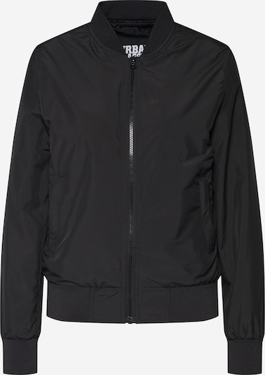Urban Classics Between-season jacket in black, Item view