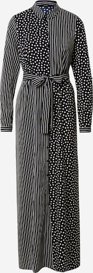 VERO MODA Košeľové šaty - tmavomodrá / biela, Produkt