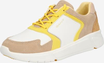 GANT Sneaker 'Cocoville' in beige / gelb / weiß, Produktansicht
