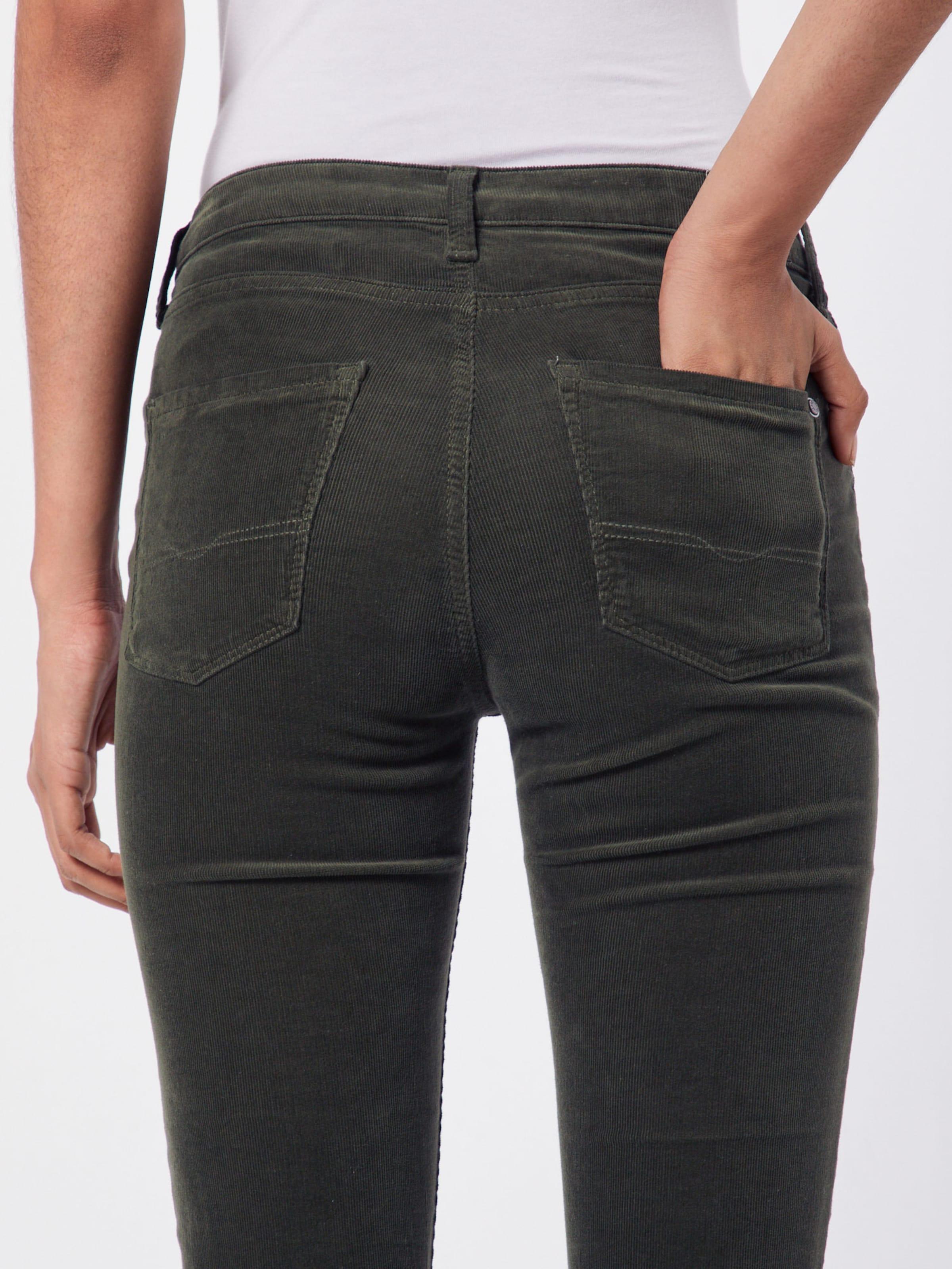 Pepe Jeans Byxa i khaki