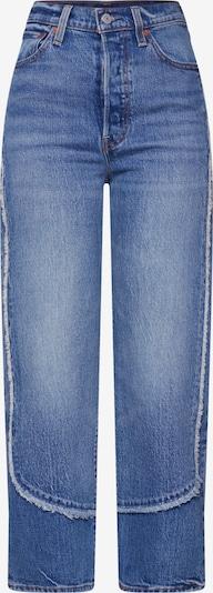 LEVI'S Jeans 'RIBCAGE STRAIGHT ANKLE' in blue denim, Produktansicht