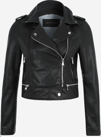 OAKWOOD Přechodná bunda - černá, Produkt