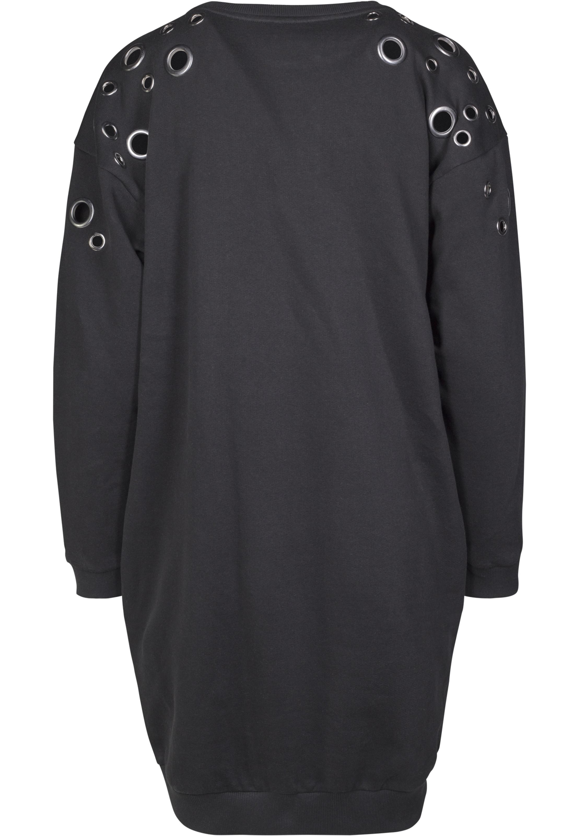 'sweat Classics Curvy Robe Noir Urban Eyelet' En v6gyYbf7