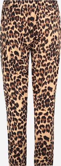 Urban Classics Pantalon en beige / marron / noir: Vue de face