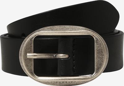 ESPRIT Ledergürtel 'Osn Greta' in schwarz, Produktansicht