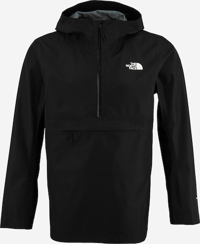 THE NORTH FACE Outdoorjas 'M ARQUE' in de kleur Zwart / Wit, Productweergave