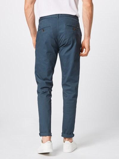Pantaloni eleganți 'Stuart' SCOTCH & SODA pe gri închis: Privire spate
