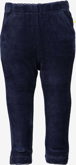 BLUE SEVEN Samtleggings in blau, Produktansicht