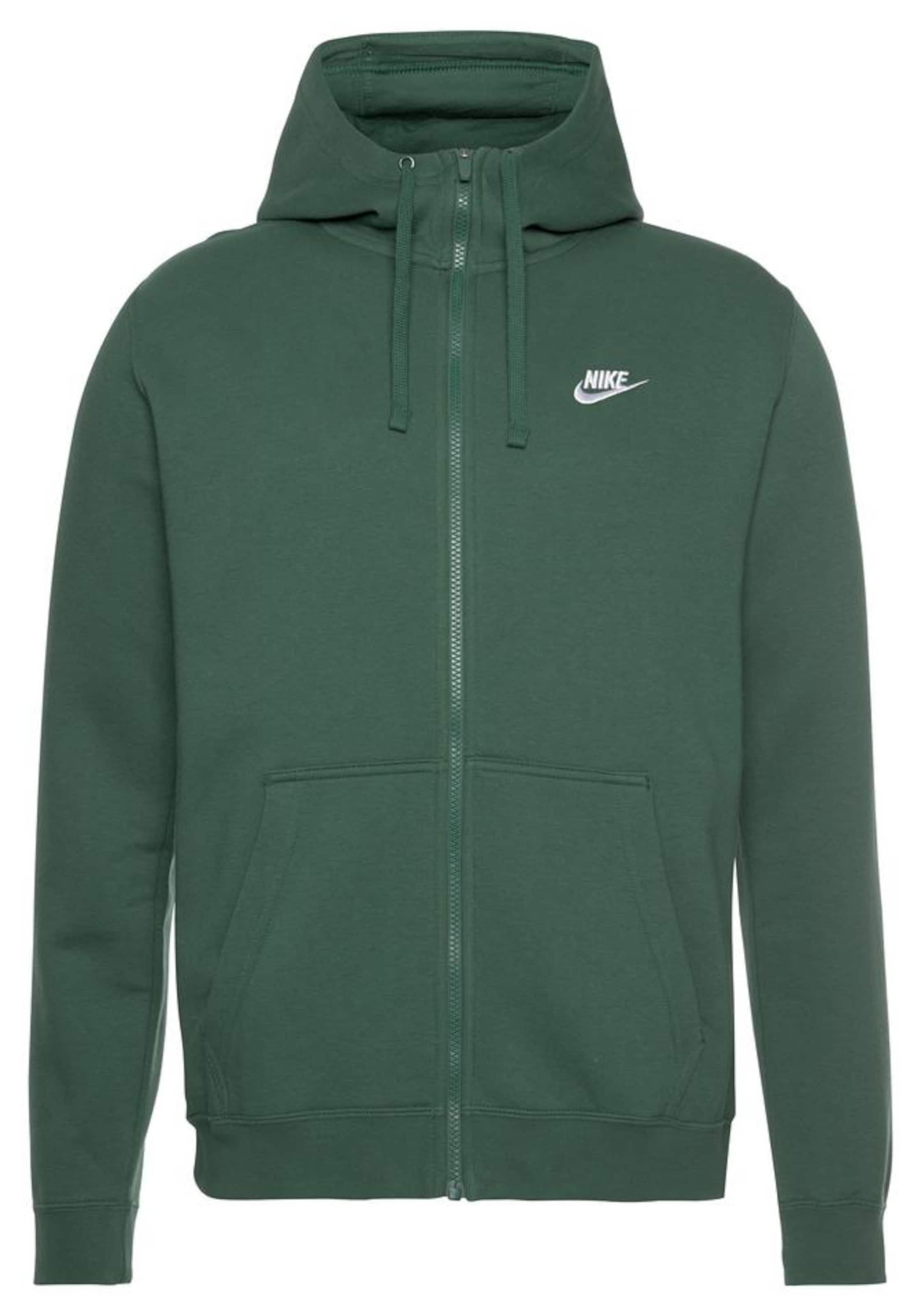 Sweatshirt Nike Smaragd Sportswear In Qrdsht