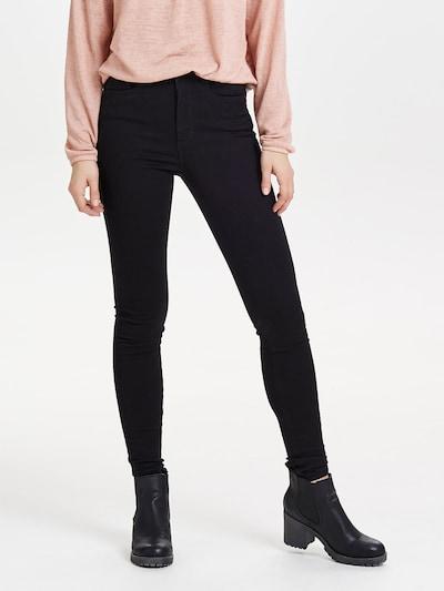 ONLY Jean en noir, Vue avec modèle