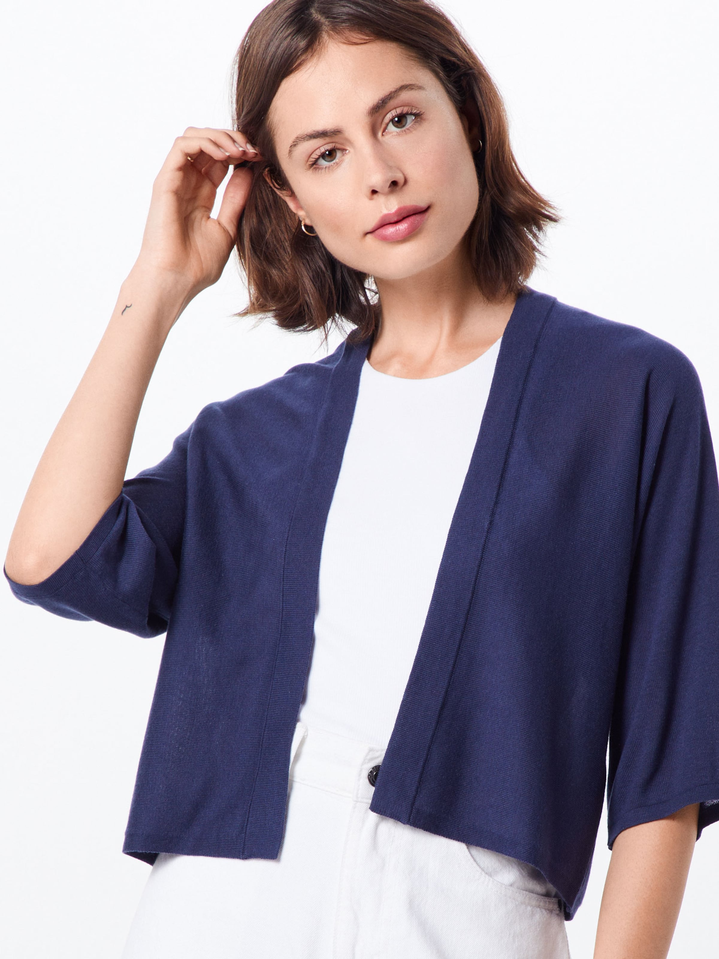 In Navy Esprit Collection Collection In Strickjacke Navy Esprit Esprit Strickjacke eWrEQCdoxB