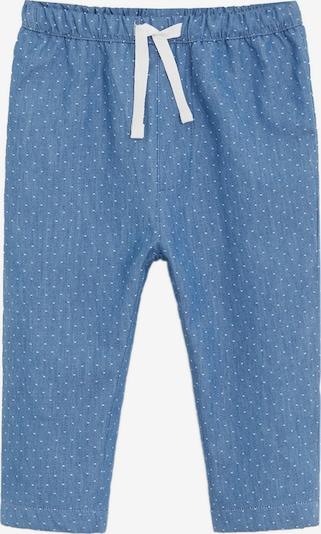 Pantaloni 'PANTALON JAN6' MANGO KIDS pe denim albastru, Vizualizare produs