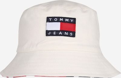 Tommy Jeans Hut 'Heritage Bucket Rev' in mischfarben / weiß, Produktansicht