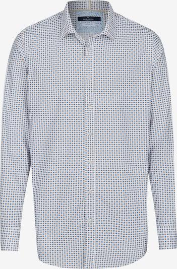 DANIEL HECHTER Hemd in mischfarben / weiß, Produktansicht