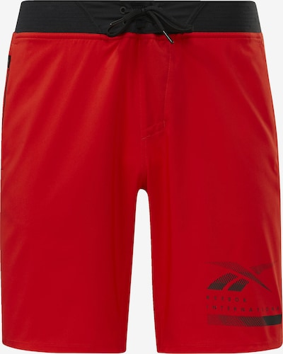 REEBOK Shorts in rot, Produktansicht