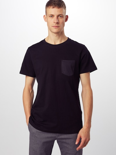 Urban Classics T-Krekls pieejami melns: Priekšējais skats