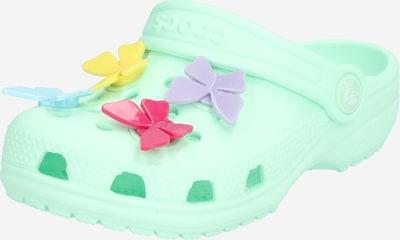 Crocs Clogs in pastellgrün, Produktansicht