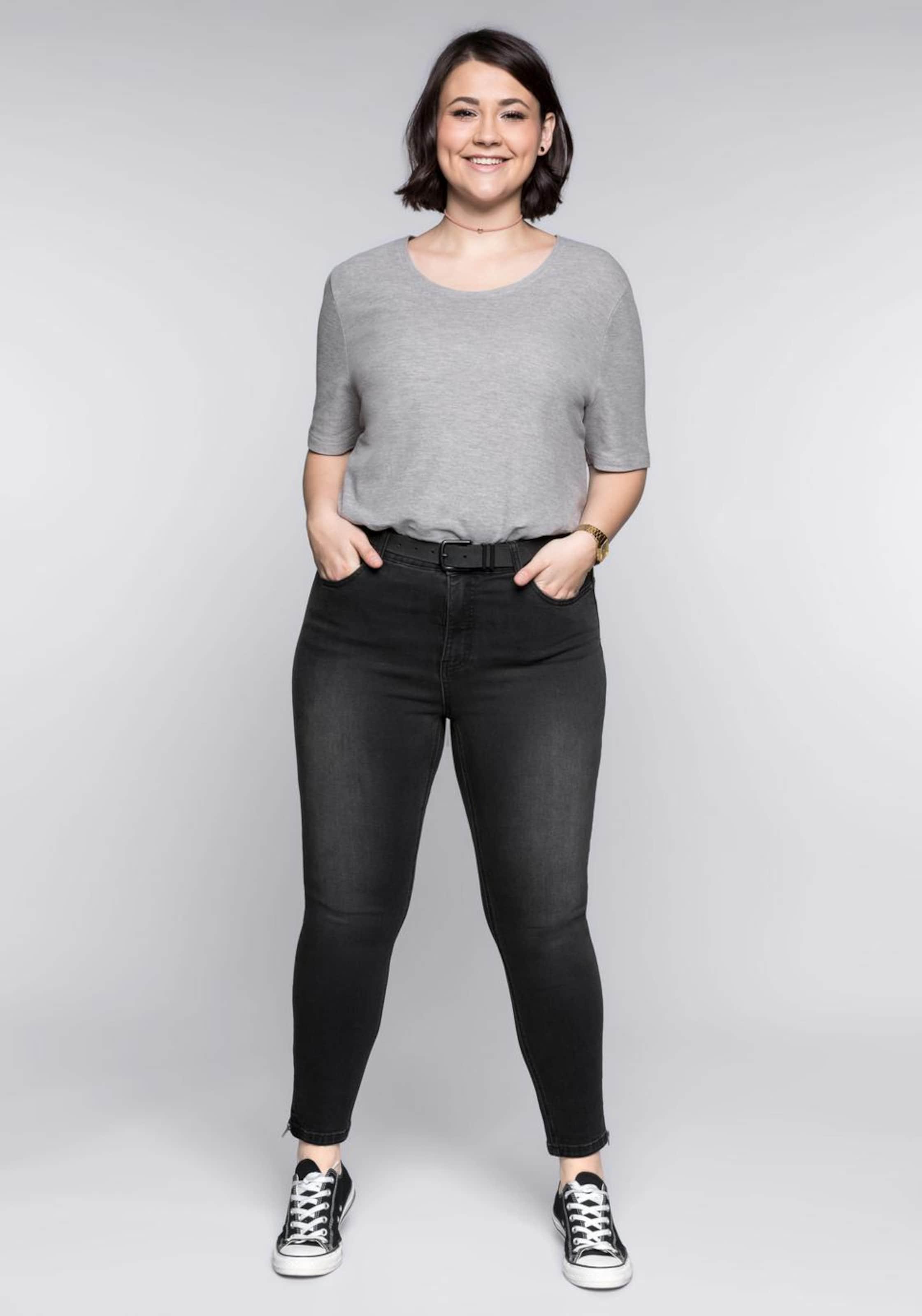 T T Sheego shirt Grau shirt Grau Sheego T Sheego In In PuOTkXZi