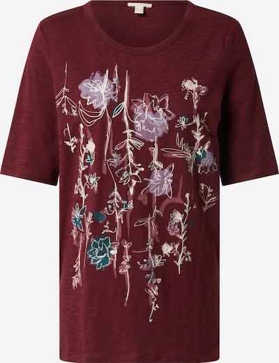 ESPRIT Shirt 'Core' in rot, Produktansicht