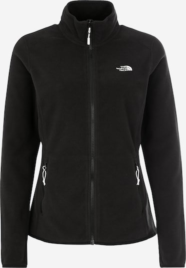 THE NORTH FACE Funktionsjacke 'Glacier' in schwarz, Produktansicht