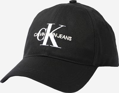 fekete Calvin Klein Jeans Sapkák 'CKJ MONOGRAM CAP', Termék nézet