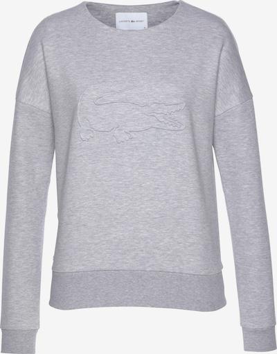 LACOSTE Sweatshirt in grau, Produktansicht