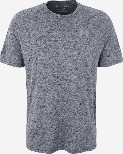 UNDER ARMOUR Functioneel shirt 'Tech 2.0' in de kleur Navy, Productweergave