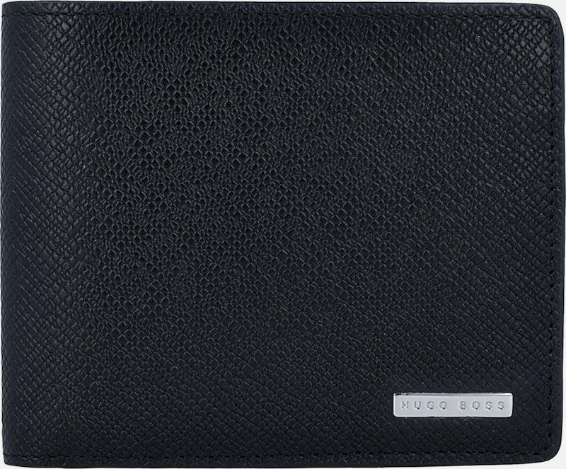 BOSS Signature Geldbörse Leder 11,5 cm