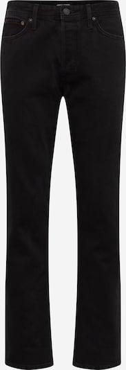 JACK & JONES Kavbojke 'Chris' | črn denim barva, Prikaz izdelka