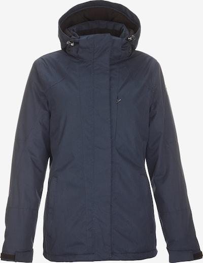 KILLTEC Outdoorjacke 'Zala' in taubenblau, Produktansicht